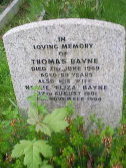 Thomas Bayne
