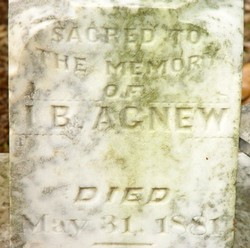 I. B. Agnew