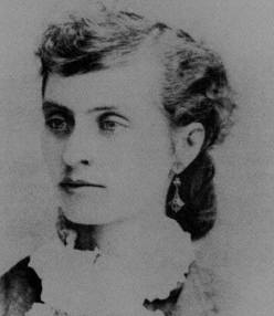 Louisa <I>Houston</I> Earp Peters