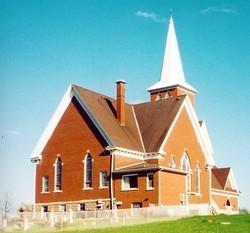 Vermont Lutheran Church Cemetery