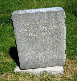 Mary <I>Henderson</I> Darrow