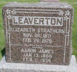 Aaron James Leaverton, III