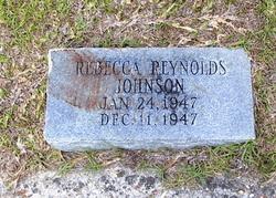 Rebecca Reynolds Johnson