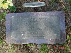 "Louisa ""Lou"" <I>Wilbanks</I> Treadwell"