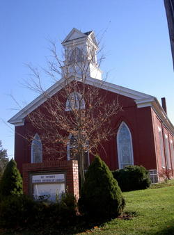 Saint Peters United Church of Christ Cemetery