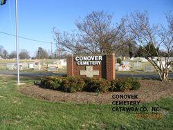 Conover City Cemetery