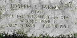 Joseph Earl Jarman