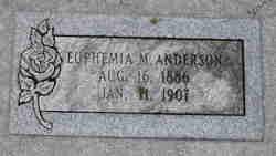 Euphemia Anderson