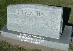 "Fred H. ""Jack"" Delventhal"