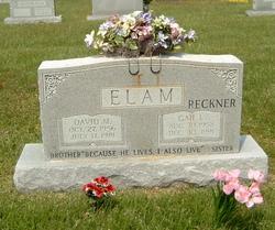 Gail L. <I>Elam</I> Reckner
