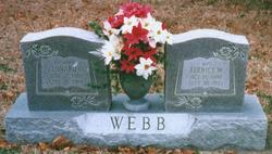 Bernice Mae <I>Willoughby</I> Webb