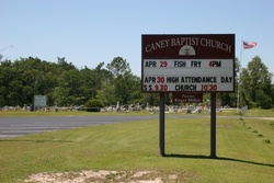 Caney Church Cemetery