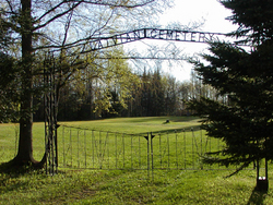 Latvian Cemetery