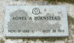 Agnes A Burnstead