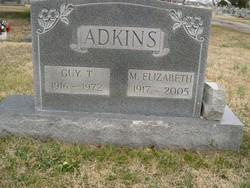 Maggie Elizabeth <I>Haynes</I> Adkins