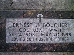 Ernest Joseph Boucher