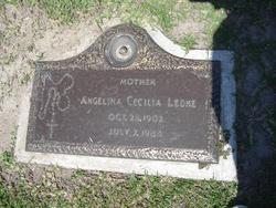 Angelina Cecilia <I>Napoli</I> Leone