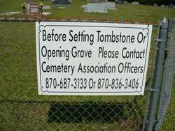 New Holly Springs Cemetery