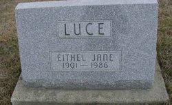 Eithel Jane Luce