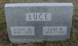 Roxie M <I>Tallman</I> Luce