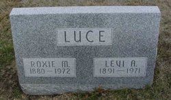 Levi A Luce