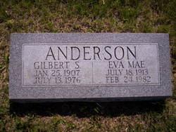 Eva Mae <I>Brewster</I> Anderson
