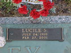 Lucile <I>Strange</I> Brantley