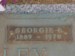 Georgie <I>Brantley</I> Brantley