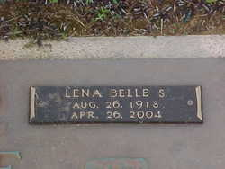Lena Belle <I>Simmons</I> Lee