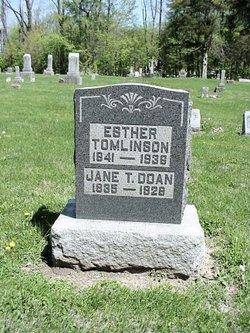 Esther Tomlinson