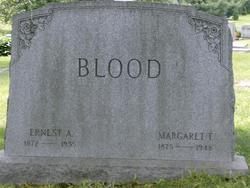Margaret <I>Thomas</I> Blood