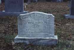 John Burton Clay