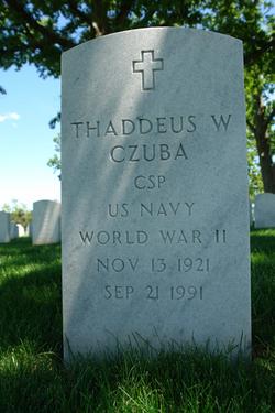 Thaddeus Walter Czuba