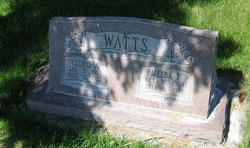 Cloris Andrew Watts