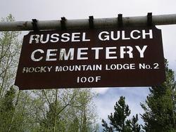 Russell Gulch Cemetery
