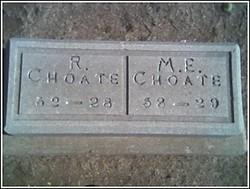 Margaret Elizabeth <I>Conatser</I> Choate