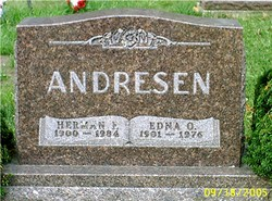 Edna O. Andresen