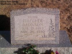 "Fletcher ""Fletch"" Bronson"