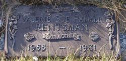 Valerie Sue <I>Palmer</I> Rentsman