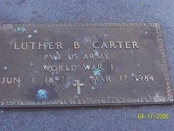 Luther Benton Carter