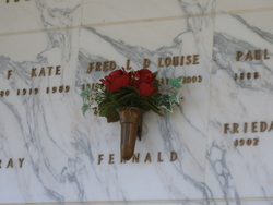 Frederick Louis Fernald