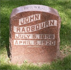John Radbourn