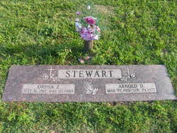 "Arnold David ""Bud"" Stewart"
