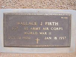 Wallace J Firth