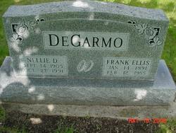 Nellie D <I>Williams</I> DeGarmo