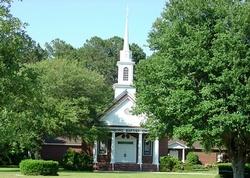 Jacksonboro Baptist Church Cemetery