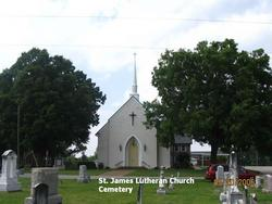 Saint James Lutheran Church Cemetery