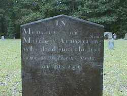 Mathew Armstrong
