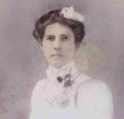 Myrtle  Jane <I>Doran</I> Garrett