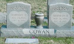 Kenneth Otto Cowan